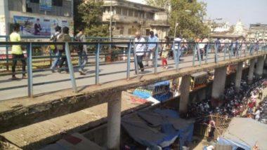 मुंबईतील 29 धोकादायक पूल महापालिका पाडणार, नागरिकांची कोंडी होणार