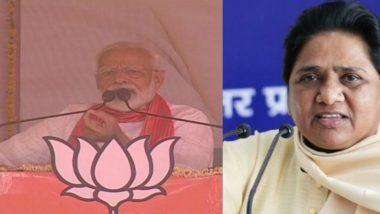"""Loksabha Election 2019: """"मी मागास नाही, मी तर अती मागास आहे"""", मायावतींच्या टीकेला नरेंद्र मोदींचा पलटवार"""