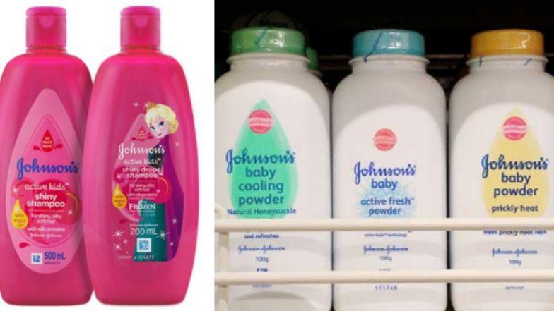 Johnson & Johnson च्या बेबी शाम्पू मध्ये आढळले हानिकारक रसायन, 'विक्री बंद करा' बाल अधिकार आयोगाची मागणी
