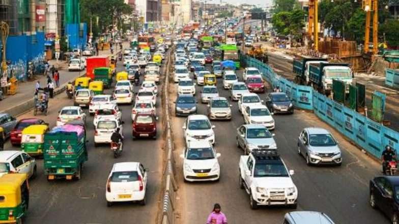 वाहतूक प्रदूषणामुळे भारतात साडेतीन लाखांहून अधिक मुले अस्थमाने ग्रस्त: रिसर्च