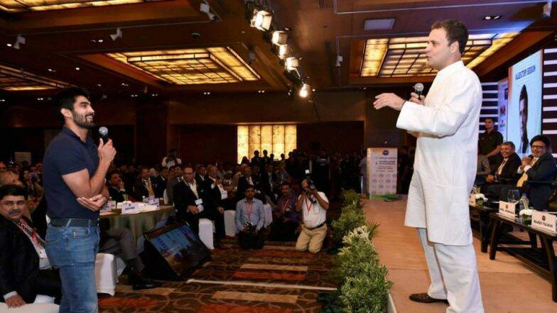 Lok Sabha Elections 2019: बॉक्सर 'विजेंदर सिंग' उतरणार लोकसभेच्या रिंगणात, 'राहुल गांधी' च्या नेतृत्वात 'काँग्रेस' मध्ये घेतला प्रवेश