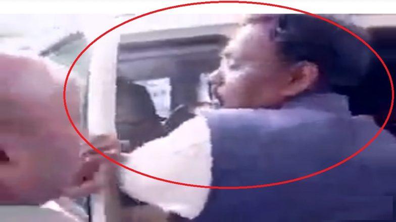 'विनोद तावडे यांच्या डोक्यावर परिणाम, त्यांना गाडीत बसू द्या' मनसेचं राजनाथ सिंह यांना पत्र