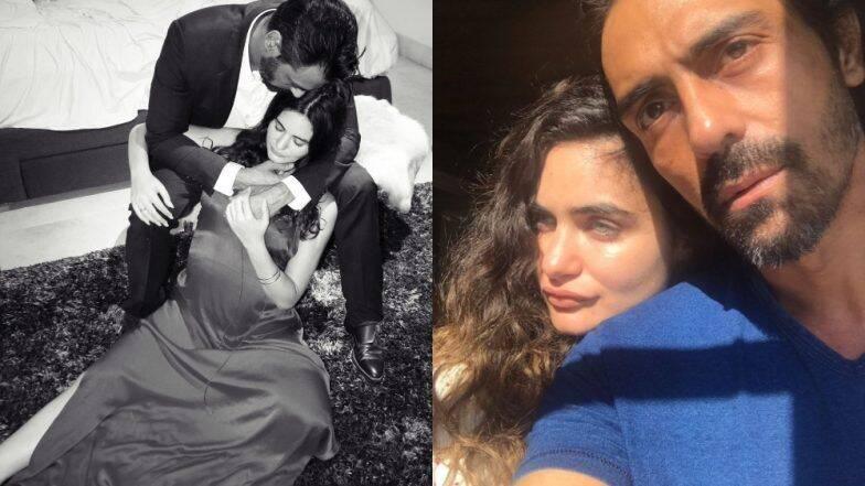 अभिनेता अर्जुन रामपाल लग्नापूर्वी होणार बाबा, गर्लफ्रेंड गॅबरिला प्रेग्नेंट