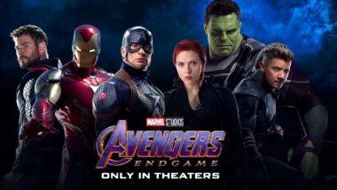 Avengers Endgame ची बॉक्स ऑफिसवर दमदार सुरुवात; पहिल्या दिवशी केली तब्बल 1186 कोटींची कमाई
