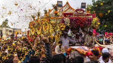 Ashadhi Ekadashi Pandharpur Wari 2019: संत ज्ञानेश्वर आणि संत तुकाराम महाराज आषाढी वारी पालखी 2019 वेळापत्रक जाहीर