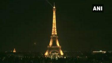 Sri Lanka Serial Blasts: श्रीलंका मध्ये झालेल्या साखळी बॉम्ब हल्ल्यातील मृतांना श्रद्धांजली वाहण्यासाठी पॅरिस मधील Eiffel Tower वरील रोषणाई बंद (Video)