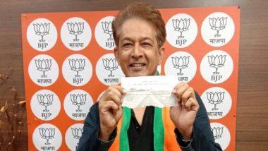 प्रसिद्ध हेअर स्टाइलिस्ट Jawed Habib यांचा 'BJP'मध्ये प्रवेश; केसांचे चौकीदार आता झाले देशाचे चौकीदार