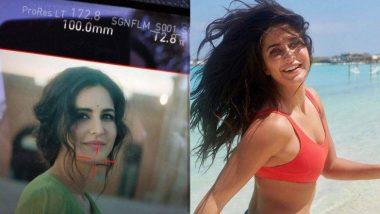 'भारत' सिनेमातील कतरिना कैफ हिचा लूक आऊट (Photo)