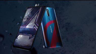 Oppo F11 Pro Avengers आज भारतात होणार लॉन्च; 'अॅमेझॉन' वर खरेदी करण्याची खास संधी
