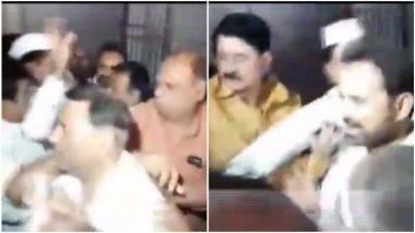 Lok Sabha Elections 2019: पटना येथे काँग्रेस पक्षाच्या कार्यालयात कार्यकर्त्यांची हाणामारी, पाहा व्हिडिओ