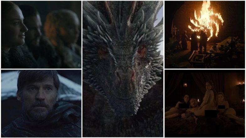 Game of Thrones Season 8 Memes: 'गेम ऑफ थ्रोन्स' सीझन 8 च्या पहिल्या एपिसोड नंतर सोशल मीडियामध्ये मिम्स व्हायरल