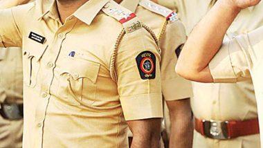 कोणत्याही संकटात आपल्या पाठीशी खंबीरपणे उभे; राज्याचे गृहमंत्री अनिल देशमुख यांनी शेअर केला महाराष्ट्र पोलिसांचा एक फोटो