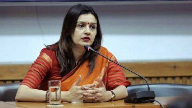 Priyanka Chaturvedi Writes to Rajnath Singh: INS Viraat संदर्भात खासदार प्रियंका चतुर्वेदी यांचे राजनाथ सिंह यांना पत्र लिहित केली 'ही' सिफारीश