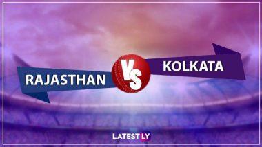 KKR vs RR, IPL 2019: कोलकाता नाइट रायडर्स विरुद्ध राजस्थान रॉयल्स संघाचा लाईव्ह थरार पाहा Hotstar वर