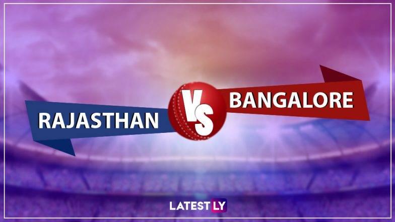 RR vs RCB, IPL 2019 Live Cricket Streaming: राजस्थान रॉयल्स की रॉयल चॅलेंजर्स बेंगलोर कोण उघडणार आज विजयाचं खातं, 'हॉटस्टार'वर लाईव्ह थरार