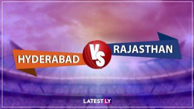 RR vs SRH, IPL 2019: राजस्थान रॉयल्स विरुद्ध सनराइजर्स हैदराबाद संघाचा लाईव्ह सामना पाहा Star Sports आणि Hotstar Online वर