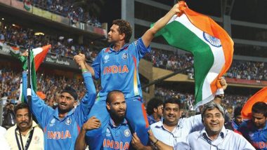 Happy Birthday Sachin: क्रिकेटचा देव सचिन तेंडुलकर करणार 46व्या वर्षात पदार्पण, सोशल मीडियावर फॅन्स असा साजरा करणार वाढदिवस