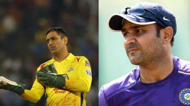 IPL 2019: राजस्थान रॉयल्स विरूद्धच्या सामन्यात 'No Ball' वरुन झालेल्या वादात महेंद्र सिंग धोनी स्वस्तात सुटला- विरेंद्र सेहवाग (Watch Video)