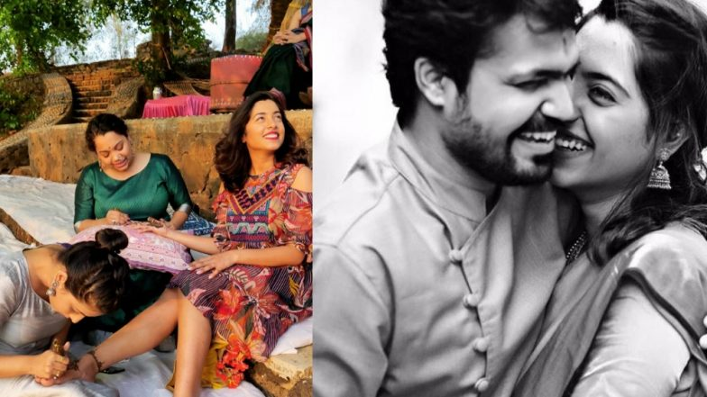 Sakhee-Suvrat Wedding: सखी गोखले-सुव्रत जोशी आज बांधणार लगीन गाठ! पहा सखीच्या मेहंदी सोहळ्याचे फोटो,व्हिडिओ