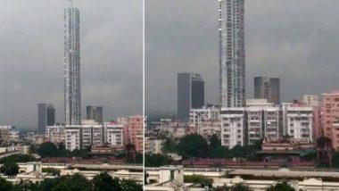कोलकाता: 'The 42' ला भारतातील सर्वात उंच इमारतीचा मान