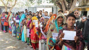 Lok Sabha Elections 2019 Phase 3: तिसऱ्या टप्प्यात संपूर्ण देशात 63.24%, तर महाराष्ट्रात 56.57% मतदानाची नोंद