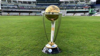 ICC World Cup 2019 साठी भारतीय क्रिकेट संघाची घोषणा 15 एप्रिलला मुंबईत होणार