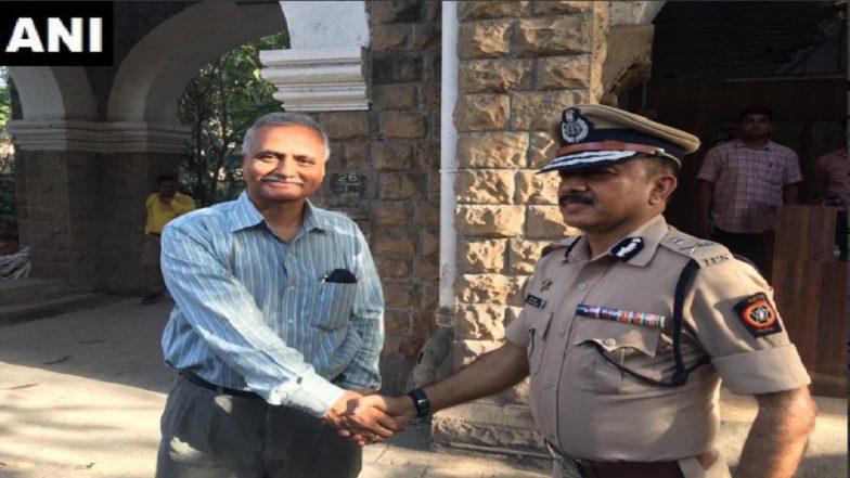 महाराष्ट्र अपर पोलिस महासंचालक देवेन भारती यांनी ATS चीफ म्हणून पदभार स्वीकारला