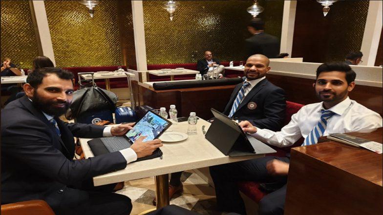 ICC Cricket World Cup 2019 साठी भारतीय संघ इंग्लंडला रवाना (Photos)