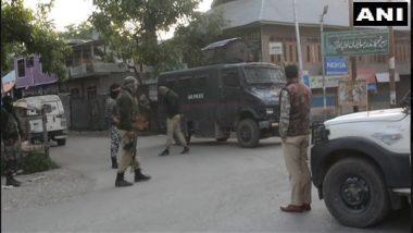 जम्मू-कश्मीर: लष्कर-ए-तोयबा संघटनेचा कुख्यात दहशतवादी निसार अहमद डार याला अटक