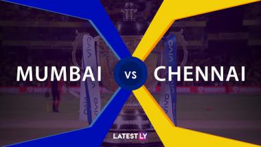 MI vs CSK, IPL 2019: मुंबई इंडियन्स विरुद्ध चेन्नई सुपर किंग्स संघाचा लाइव्ह सामन्याचा थरार पाहा Hotstar Online वर