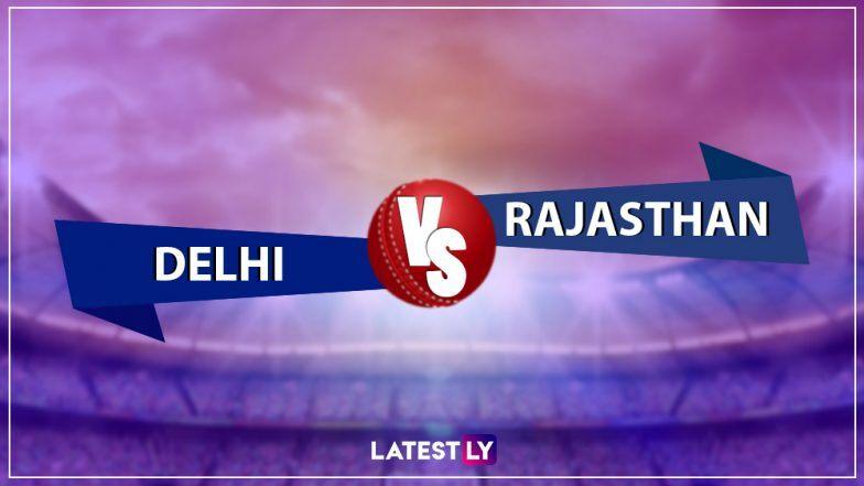 DC vs RR, IPL 2019 Live Cricket Streaming: दिल्ली कॅपिटल्स विरुद्ध राजस्थान रॉयल्स लाईव्ह सामना आणि स्कोर पहा Star Sports आणि Hotstar Online वर