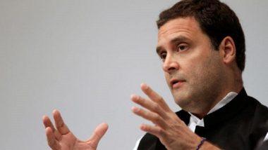 KarnatakTrustVote: हा कर्नाटक लोकशाही, प्रामाणिकपणा आणि जनतेचा पराभव; काँग्रेस-जेडीएस चं सरकार कोसळल्यानंतर राहुल गांधी यांचं ट्विट