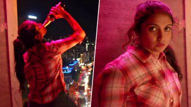Makeup Teaser: रावडी अंदाजातील रिंकू राजगुरू चा 'मेकअप' सिनेमाचा टीझर  रसिकांच्या भेटीला