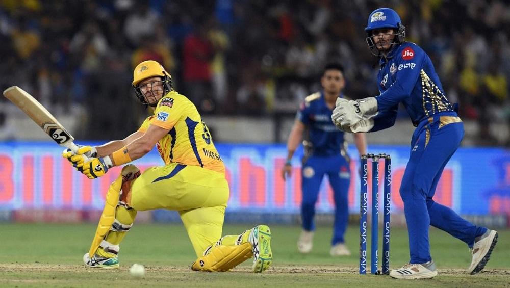 IPL 2019 Final: हरभजन सिंह चा खुलासा; पायातून रक्तस्राव होत असतानाही Shane Watson ने चालू ठेवली आपली फलंदाजी