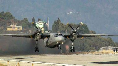 भारतीय वायुसेनेचे AN-32 हे विमान मुंबई विमानतळावर घसरले; मोठी दुर्घटना टळली