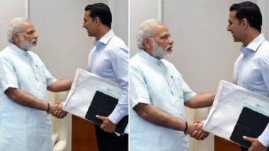 अक्षय कुमारचे दोन चित्रपट प्रसारित होणार नमो टीव्हीवर? BJP ने निवडणूक आयोगाकडे मागितली परवानगी