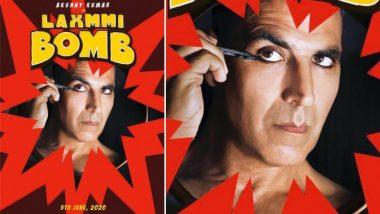 Laxmmi Bomb First Look Poster: 'लक्ष्मी बॉम्ब' सिनेमाचे पोस्टर आऊट; अक्षय कुमार अनोख्या भूमिकेत