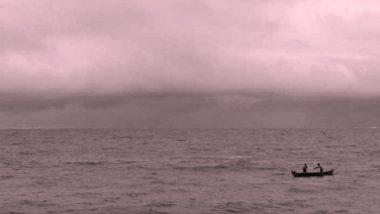 पालघर: अरबी समुद्रात संशयास्पद बोट; सागरी किनारपट्टीवर हाय अलर्ट