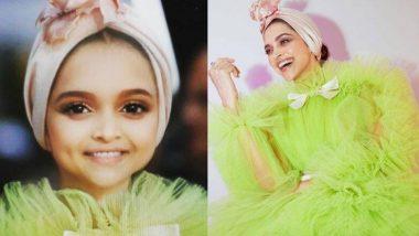 कान्समधील दीपिकाच्या लूकवर प्रभावित होऊन रणवीरच्या आयुष्यात आली एक क्यूट परी, रणवीरने शेअर केला सोशल मिडियावर ह्या क्यूट मुलीचा फोटो