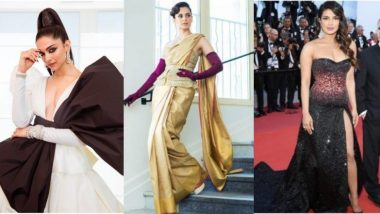 Cannes Film Festival 2019: प्रियंका चोपड़ा, कंगना रनौत, दीपिका पादुकोण ची कान्स फिल्म फेस्टिवल्सच्या रेड कार्पेटवर हजेरी (Photos)