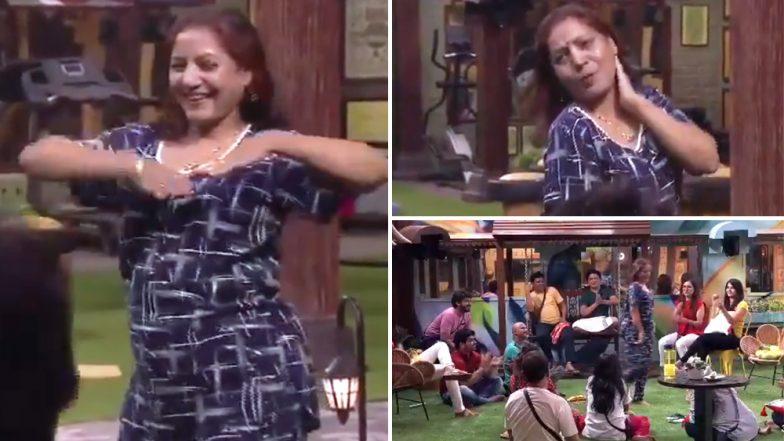 Bigg Boss Marathi 2: लावणीसम्राज्ञी सुरेखा पुणेकर यांचा नाईट ड्रेसमध्ये लावणीवर ठेका, 'मी सोडून सारी लाज' म्हणत वैशाली माडे यांनी दिली साथ  (व्हिडिओ)