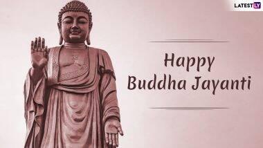 Buddha Purnima 2019 Wishes & Messages: या खास हिंदी WhatsApp Stickers, SMS, Facebook Greetings, wallpaper शुभेच्छापत्रांद्वारे द्विगुणीत करा 'बुद्ध जयंती'चा आनंद