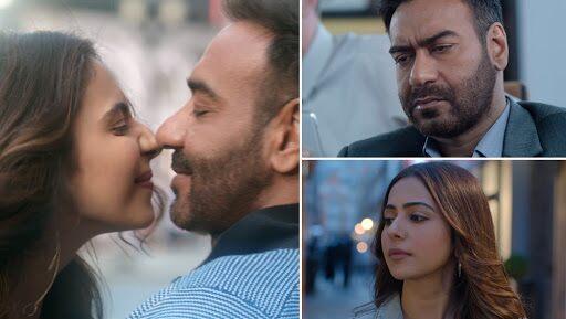 De De Pyaar De Song Chale Aana: 'दे दे प्यार दे' सिनेमातील अजय देवगन आणि रकुल प्रीत सिंग यांचा इमोशनल ट्रॅक 'चले आना' आऊट! (Video)