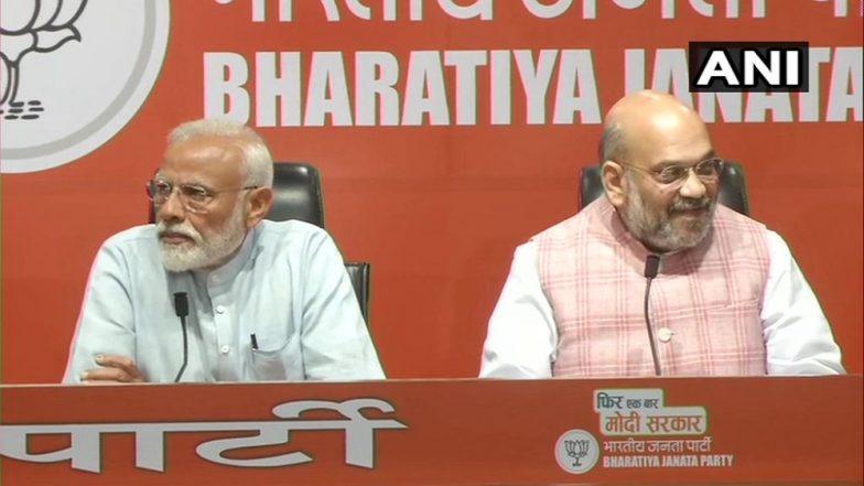 Lok Sabha Elections 2019:  'पाच वर्षात सरकारने भरीव काम केले', सत्ताकाळातील अखेरच्या क्षणी पंतप्रधान नरेंद्र मोदी यांची पहिलीच पत्रकार परिषद
