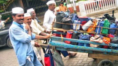 मुंबईच्या डबेवाल्यांना कॉन्व्हेंट शाळांमध्ये 'नो एन्ट्री'; प्रशासनाविरुद्ध शिक्षणमंत्र्यांकडे तक्रार