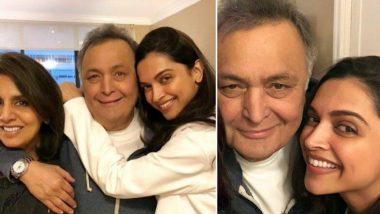 अभिनेत्री दीपिका पादुकोणने घेतली आपल्या एक्सबॉयफ्रेंडच्या आई-बाबांची भेट, अभिनेत्री नीतू सिंग ने सोशल मिडियावर केला फोटो शेअर