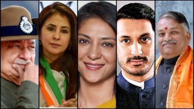 Lok Sabha Election Results 2019: महाराष्ट्रात पिछाडीवर असलेले प्रमुख चेहरे; दिग्गजांना धक्का