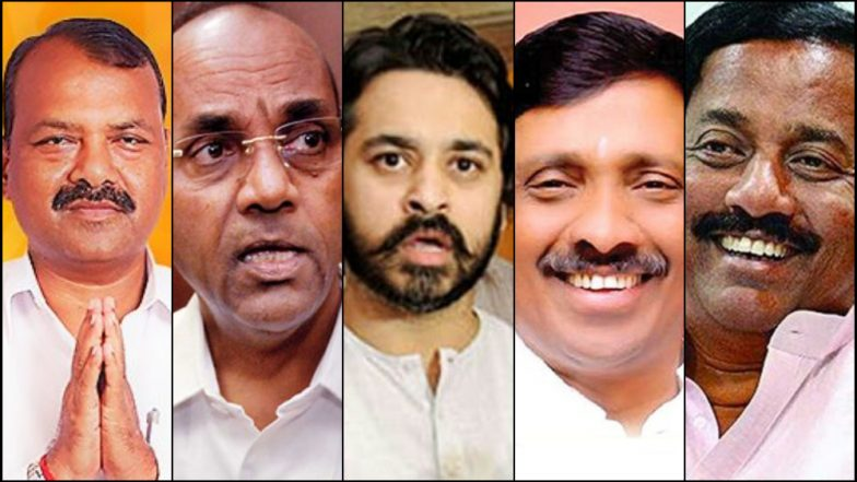 Lok Sabha Election Results 2019: निलेश राणे, शिवसेनेचे अनंत गिते पिछाडीवर; विनायक राऊत, राष्ट्रवादीचे सुनिल तटकरे आघाडीवर; पाहा महाराष्ट्रातून कोकण विभागातील मतमोजणी कल