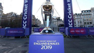 ICC World Cup 2019 Time Table: लंडन व वॉल्स मधील क्रिकेट विश्वचषक 2019 ला सुरूवात; PDF स्वरूपात पहा आणि डाऊनलोड करा 'आयसीसी क्रिकेट वर्ल्डकप' चं संपूर्ण वेळापत्रक