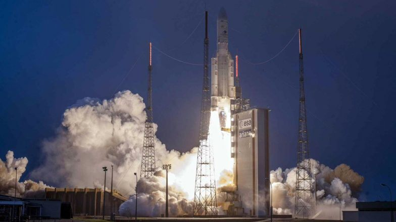 इस्त्रो कडून  PSLVC46 द्वारा  RISAT2B उपग्रहाचे यशस्वी प्रक्षेपण; सुरक्षा यंत्रणा होणार अधिक मजबूत